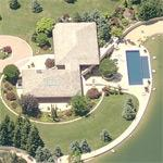 John Arrillaga's compound (Birds Eye)