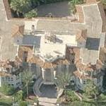 John C. Rebhan's House (Birds Eye)