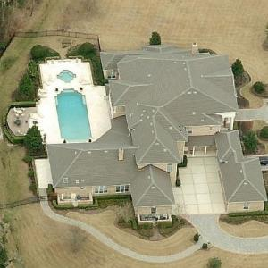 John Morgan's House (Birds Eye)