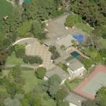Mario Kassar's house (Birds Eye)