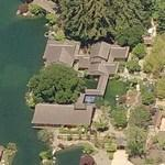 Larry Ellison's estate (Birds Eye)