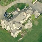 Steve Yzerman's house (Birds Eye)