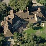 Clark Hunt's house (Birds Eye)