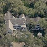 Alyssa Milano's House (Birds Eye)