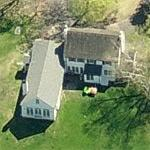 Kirsten Gillibrand's house (Birds Eye)