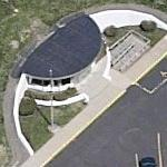 FEMA Federal Regional Bunker - Region I (Birds Eye)