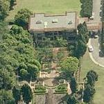 The Wattles Mansion (Birds Eye)