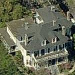 """The Curious Case of Benjamin Button"" House (Birds Eye)"