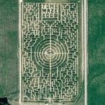 Tom's Maze (Bing Maps)