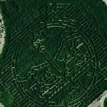 Thanksgiving Point Maze (Bing Maps)