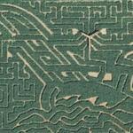 Corn Maze (Bing Maps)