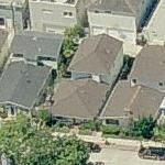 Billie Joe Armstrong's House (Birds Eye)