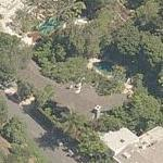 John Landis' House (Birds Eye)