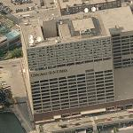 Chicago Sun-Times Building (Birds Eye)