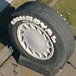 Allen Park Tire (Birds Eye)