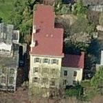 John Edwards' house (former) (Birds Eye)