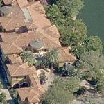 Wayne Huizenga Jr.'s House (former) (Birds Eye)