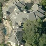 Chad Everett's House (Birds Eye)