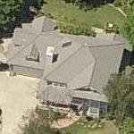 Martin Milner's House (Birds Eye)