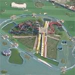 Water Park Otopeni (Birds Eye)