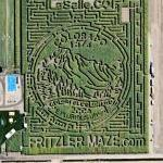Colorado State Quarter in Field (Bing Maps)