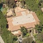 Ozzy Osbourne's House (former) (Birds Eye)