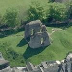 Christchurch Castle (Birds Eye)