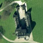 Castle Fraser (Bing Maps)