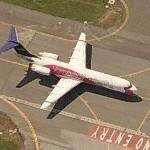 "Fokker 100 ""Yamamay"""