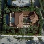 Donald Dizney's house (Bing Maps)