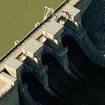 Alum Creek Dam (Birds Eye)