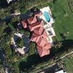 Amin Khoury's house (Bing Maps)