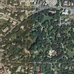 Tuerkenschanz Park (Bing Maps)
