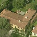 Milla Jovovich's House (former)