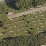 WWI cemetery (Birds Eye)