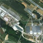 French Army Light Aviation detachment for Special Operations (Bing Maps)