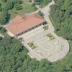 Chalet du Mont Royal (Birds Eye)