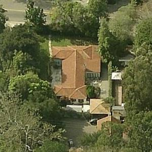 Debbie Reynolds' House (Birds Eye)