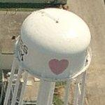 Loves Park water tower