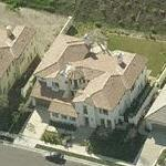 Thad Luckinbill & Amelia Heinle's House (Birds Eye)
