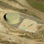 Oilfield storage tank