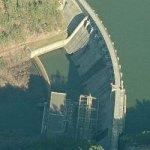 Allatoona Dam (Birds Eye)