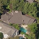 Mark Brazill's house (former)