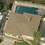 Harry Lennix's House (Birds Eye)