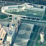 ING Headquarters (Birds Eye)