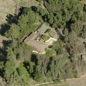 Kim Kardashian & Kanye West's Property (Birds Eye)