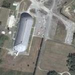 Weeksville NAS Blimp Hanger (Bing Maps)