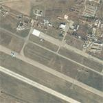 Russian air base (Kant/Kyrgyzstan) (Bing Maps)