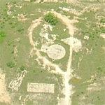 Atlas missile site #6, 578th SMS, Dyess AFB (Bing Maps)