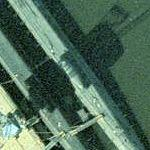 Seven decommissioned nuclear submarines (Bing Maps)
